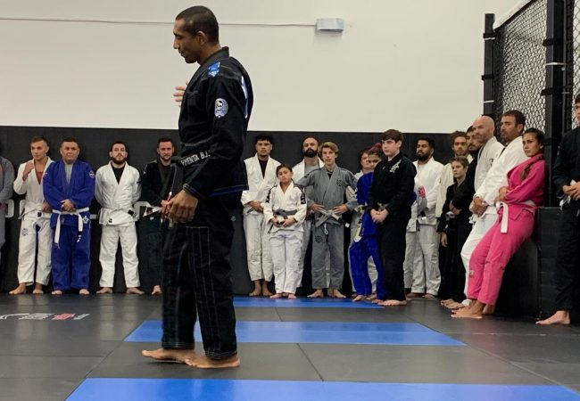 Denilson Pimenta on the job of BJJ in the U.S.: 'improving quality of life'