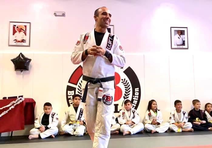 Aparecido Bill e o treino contra dois oponentes no Jiu-Jitsu