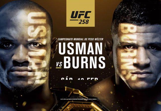 Kamaru Usman nocauteia Durinho e Rodolfo Vieira é finalizado no UFC 258