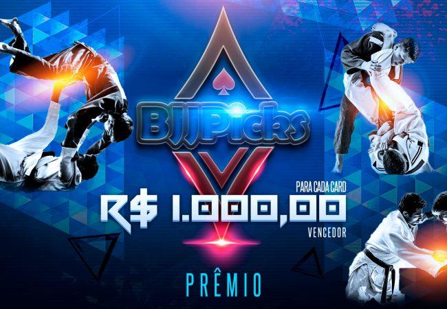 GP Selection do BJJBet: saiba como ganhar até R$ 2 mil