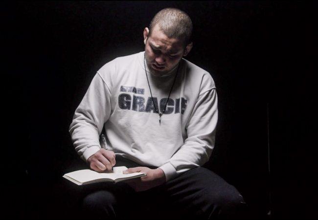 """O tributo de Rayron a Ryan Gracie no documentário """"Cartas para meu pai"""""""