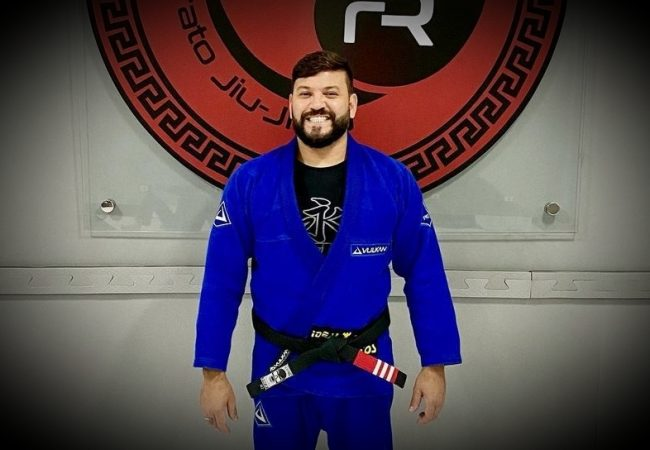 Professor Rodrigo Rato, da Soneca Jiu-Jitsu, morre de Covid-19