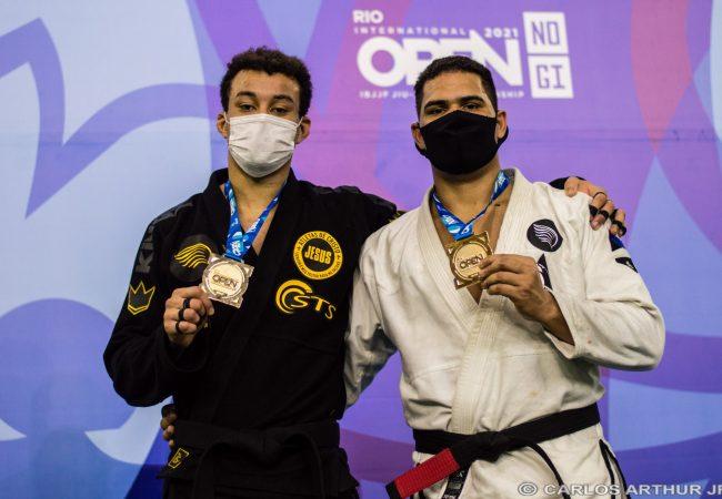 Rio Open de Jiu-Jitsu 2021: Gabi Pessanha fatura ouro duplo; Erich e Yatan fecham no masculino