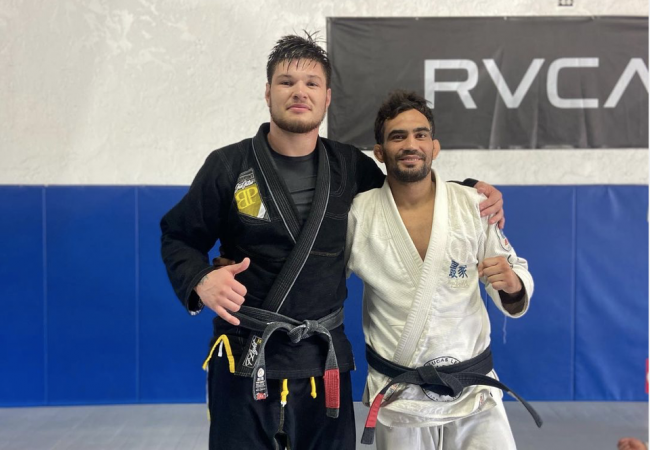 Jackson Douglas, new Checkmat black-belt, takes aim at big titles in 2021