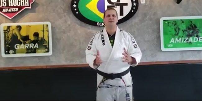 Charles Nardelli e os detalhes para melhorar seu jogo em pé no Jiu-Jitsu