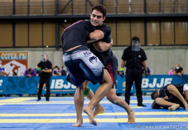 Rio Open Sem Kimono 2021: Marcelo Gomide e Gabi Fechter faturam absoluto