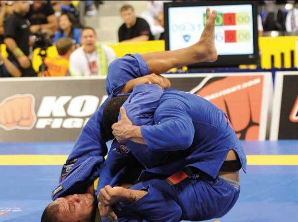 Roberto Cyborg e o triângulo redentor no Mundial de Jiu-Jitsu
