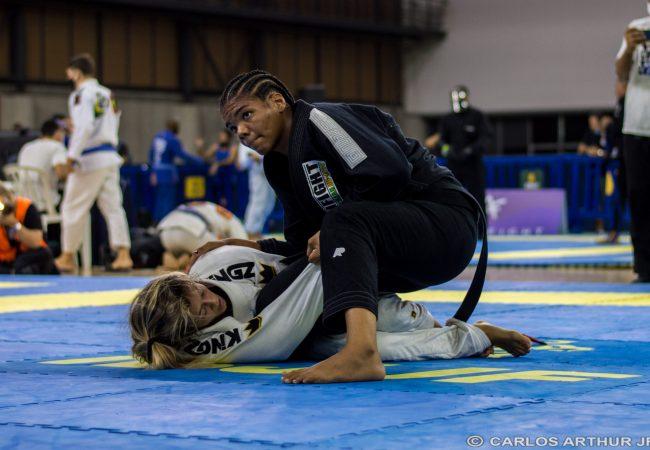 Gabi Pessanha e sua rotina de campeã de Jiu-Jitsu na Cidade de Deus