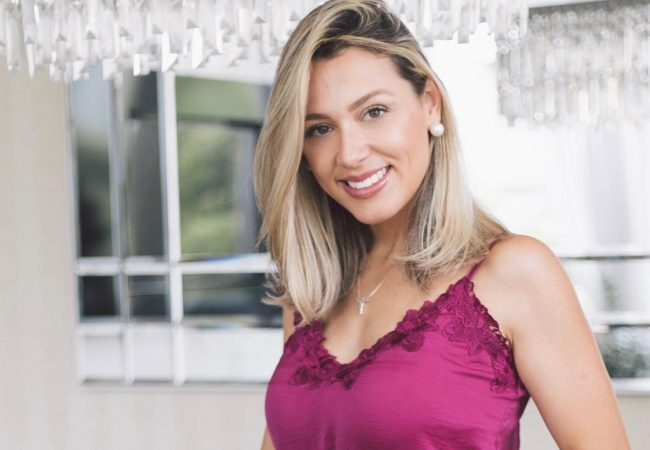 High-performance nutritionist Nathalia Chantre reveals secrets of Nathiely's diet