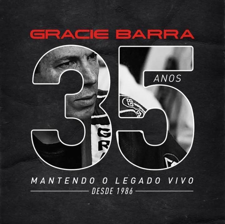 Carlos Gracie Jr e as lições dos 35 anos da Gracie Barra