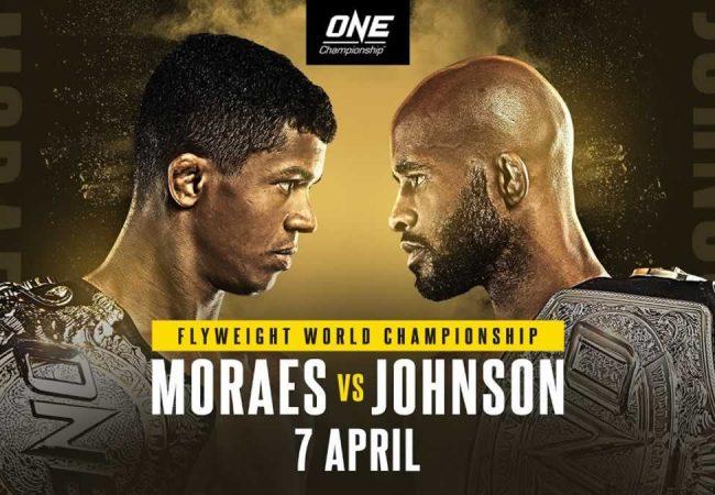 Adriano Moraes quebra a banca e nocauteia Demetrious Johnson por cinturão do One