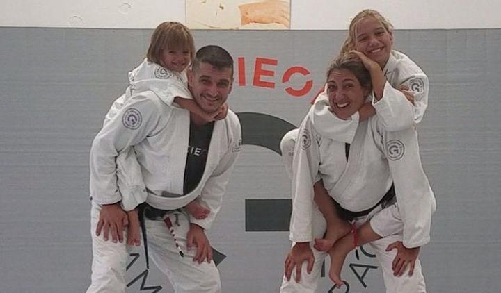 As vantagens do Jiu-Jitsu em família, por Antonio Cicconi
