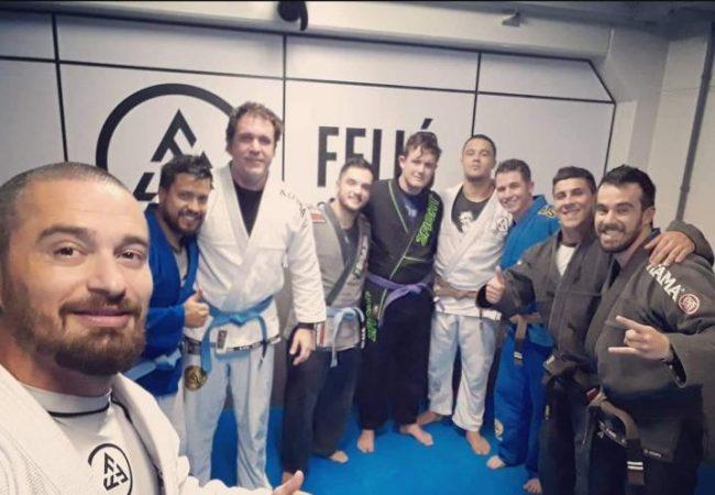 Jean Feijó e os mandamentos para ser um bom professor de Jiu-Jitsu