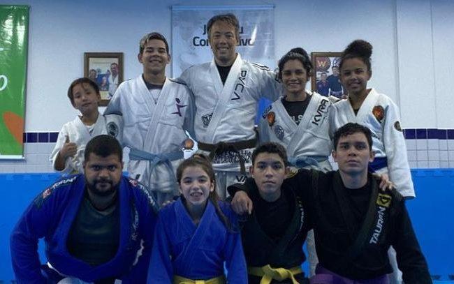 Jean Alves e sua fórmula para aliviar a pressão do trabalho com o Jiu-Jitsu