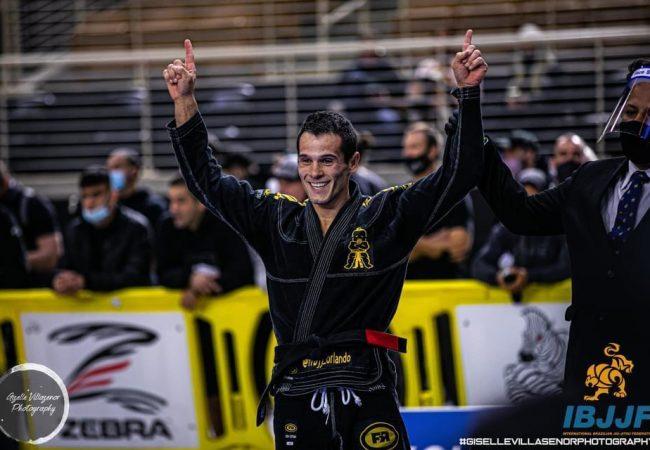 Diego Asenjo e a importância de competir para melhorar no Jiu-Jitsu