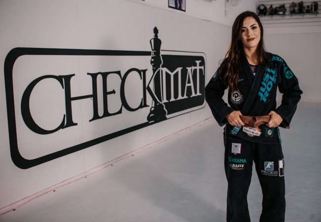As dicas de Bárbara Pires para mulheres iniciantes no Jiu-Jitsu