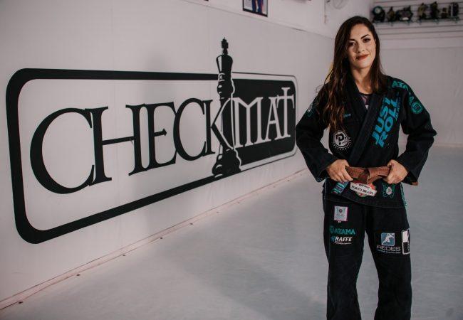 Bárbara Pires tips for women beginners in Jiu-Jitsu