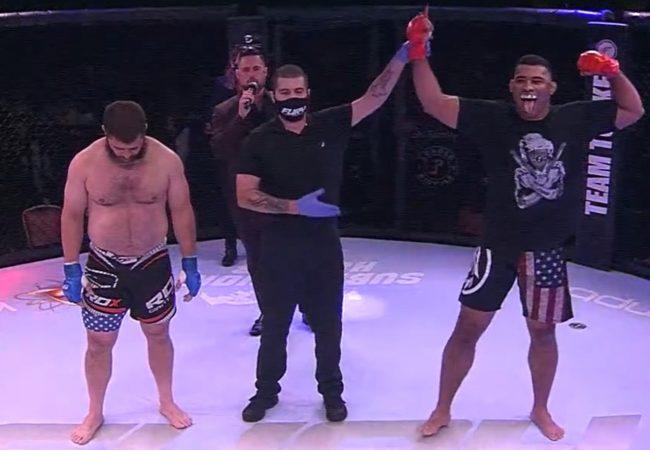 15 segundos: GMI Ricardo Evangelista e sua estreia com vitória no MMA