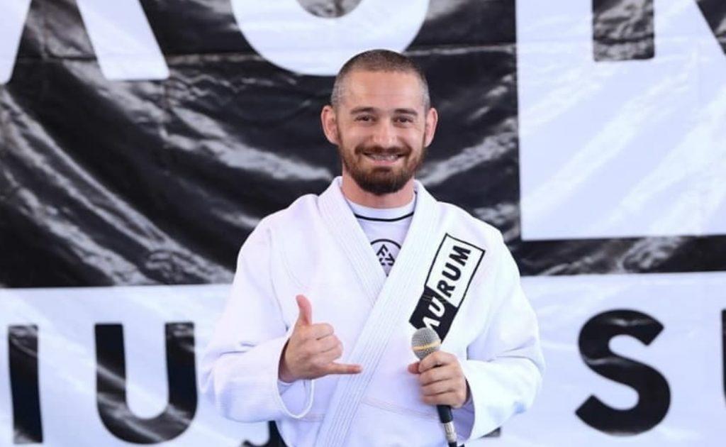 Jean Feijó ensina giro contra a guarda-laçada no Jiu-Jitsu