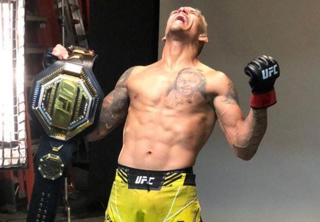 UFC: Charles do Bronxs e a vitória da favela