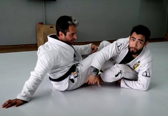Estudo aprofundado do berimbolo, com o campeão Juan Kamezawa