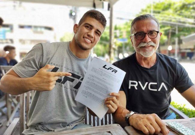 Virtudes dos novos astros do MMA que impressionam os managers