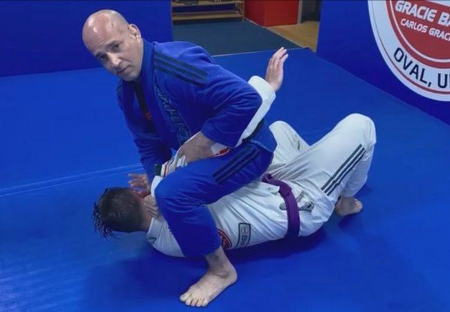 Eduardo Carriello (GB Oval) ensina dois ataques da montada