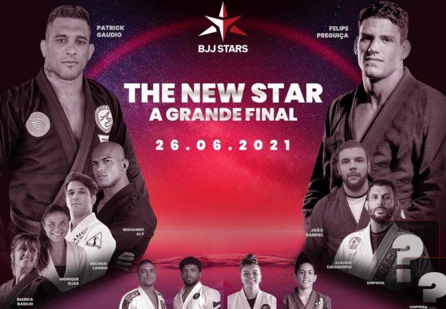 The New Star: Reality show do Jiu-Jitsu define finalistas para o BJJ Stars