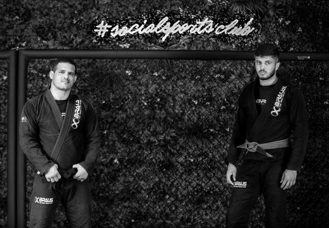 Jiu-Jitsu na França: A ascensão de Kalim Mastouri rumo à Copa Podio