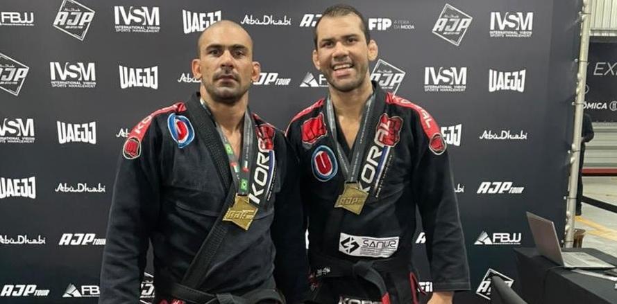 Bruno Novaes lidera time campeão da NU Pernambuco, em Santa Catarina