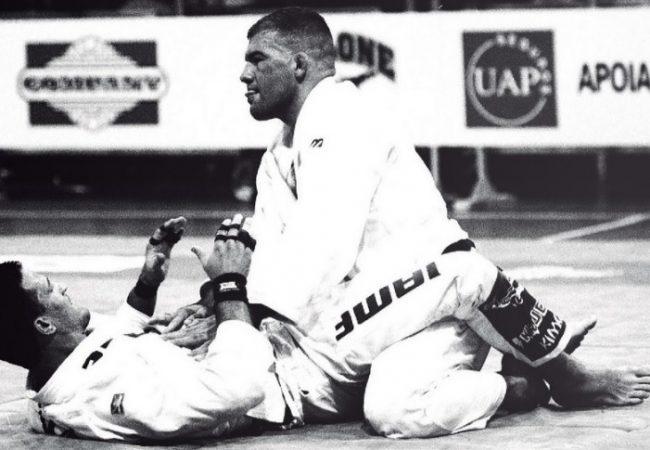 Fabio Gurgel e o peso da decisão de viver do Jiu-Jitsu