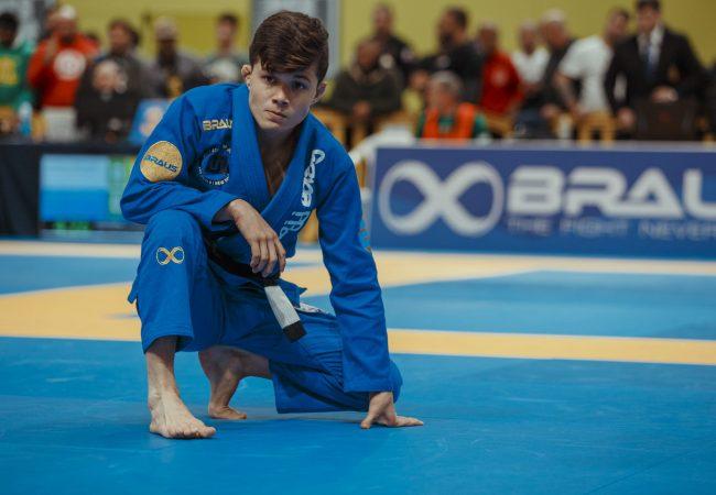 Thalison Soares e a importância de empreender no Jiu-Jitsu