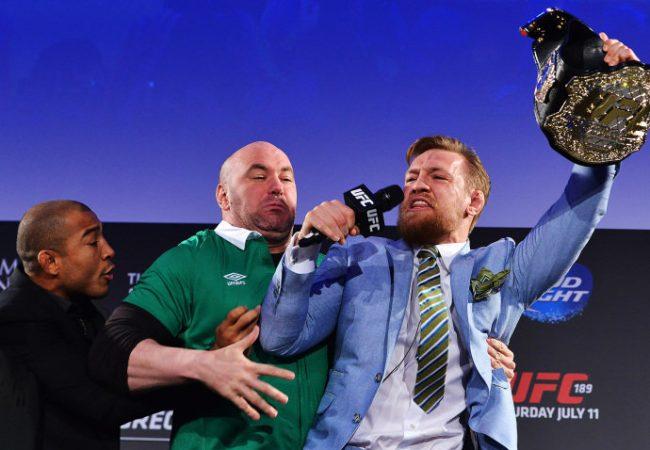 A ascensão e queda de Conor McGregor no UFC