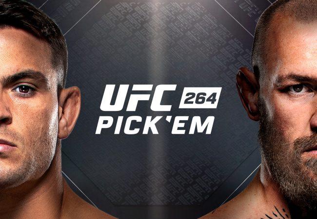 Vídeo: Gilbert Durinho vence e Conor McGregor se lesiona no UFC 264