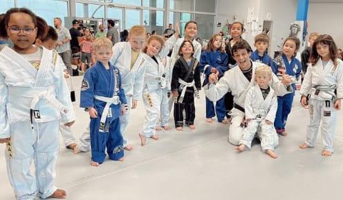 Caio Nucci e a importância de estimular mente e corpo das crianças no Jiu-Jitsu