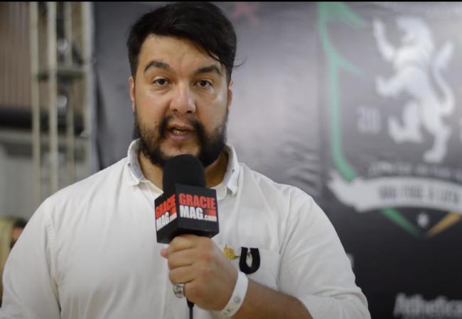 Daniel Borges e o destaque dos paratletas no Brasileiro da FCJJP
