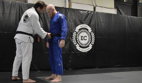 Henrique Saraiva and Darragh O'Conaill continue to popularize Jiu-Jitsu in Ireland