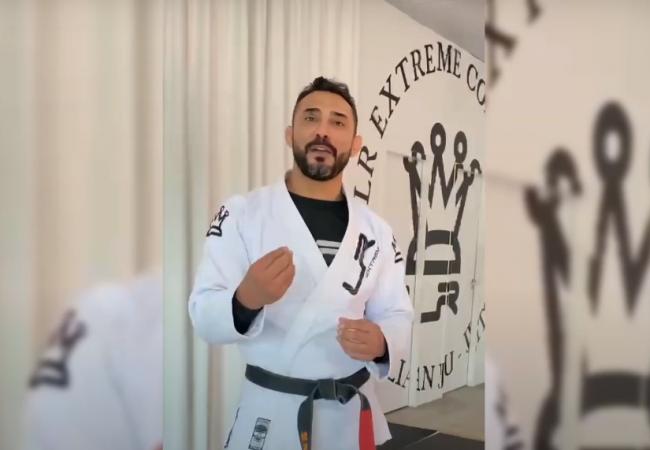 Luis Marques e suas dicas para ensinar novos alunos no Jiu-Jitsu