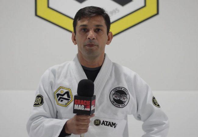 Mauro Ayres e suas dicas sobre respiração no Jiu-Jitsu