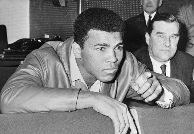 TBT: O legado de Muhammad Ali e a enciclopédia perdida