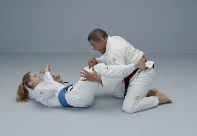 Os exercícios de Rickson Gracie para mulheres que treinam Jiu-Jitsu