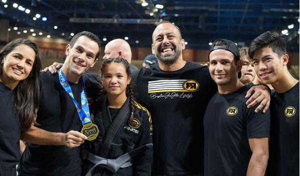 Fabio Rosa e a importância de ter uma equipe unida no Jiu-Jitsu
