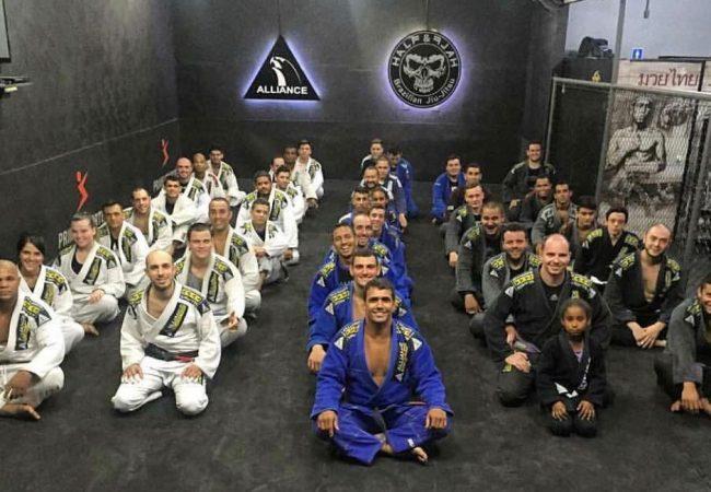 Eduardo Castro e a importância de ter uma postura de campeão no Jiu-Jitsu