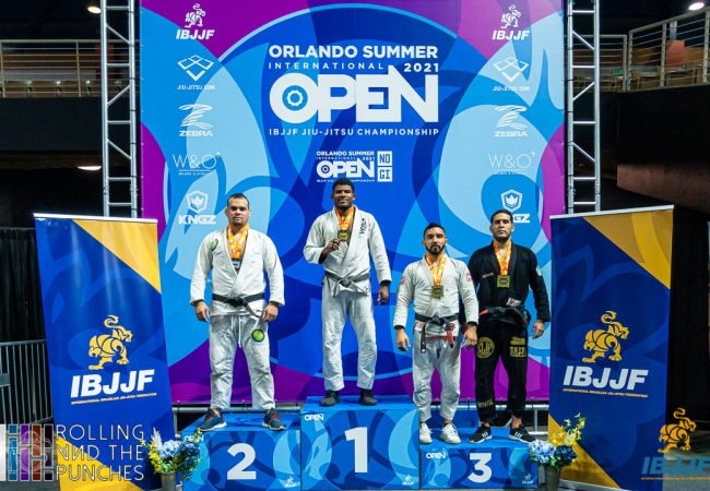 """Yago Souza returns to competing successfully, takes aim at big titles: """"I want my 2nd Pan title"""""""