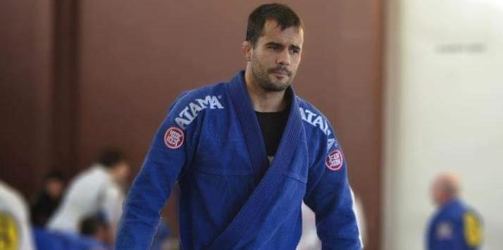 Ivan Rocha e sua missão de construir um mundo melhor através do Jiu-Jitsu