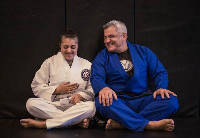 "Libório: ""O Jiu-Jitsu pode ser a luz que falta na sua vida"""