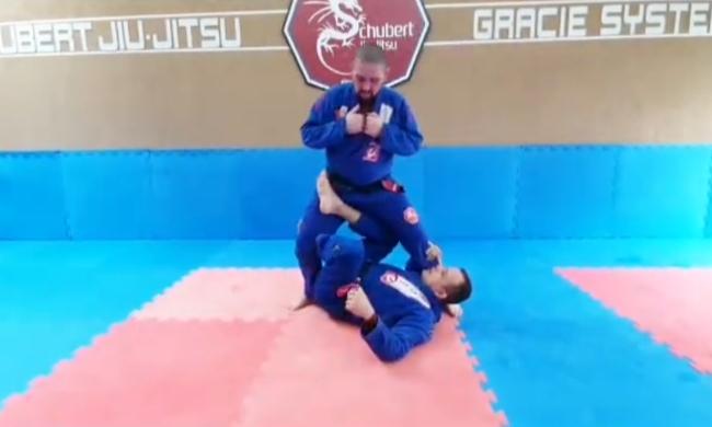 Marcos Schubert e seu dossiê da guarda-X no Jiu-Jitsu