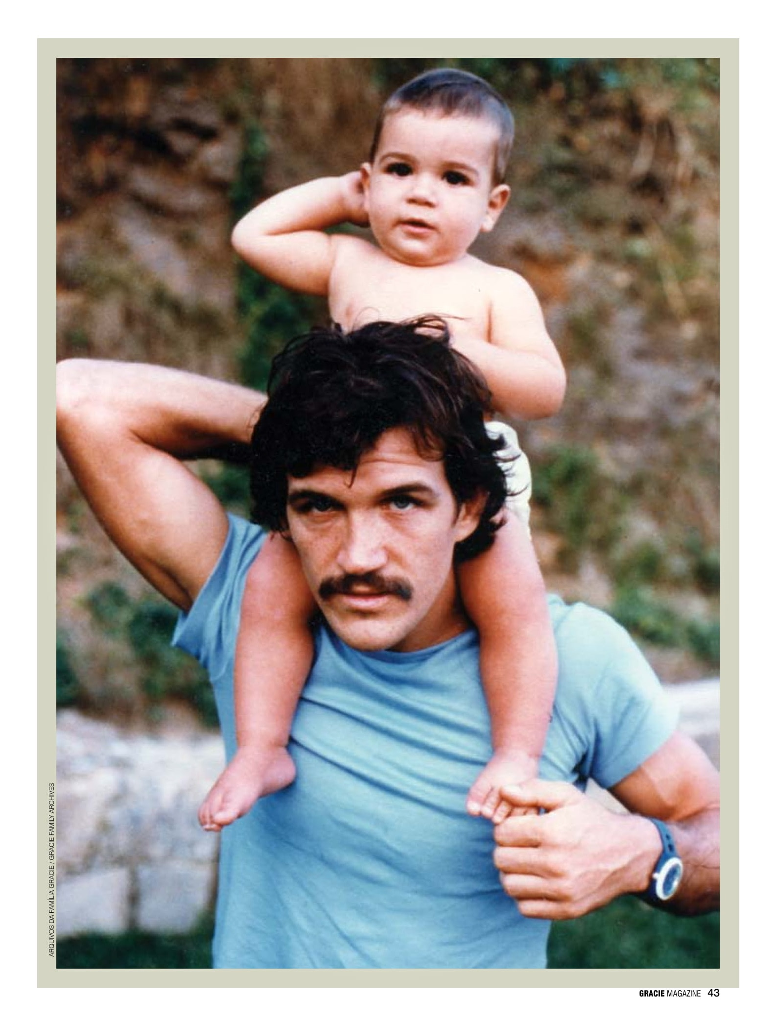 The Lessons Of Rolls Gracie, Who Died Young And Changed